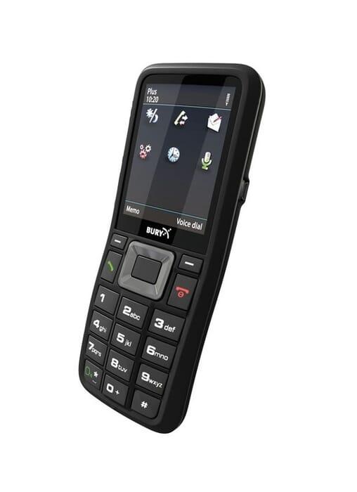vaste inbouw telefoon - carkit